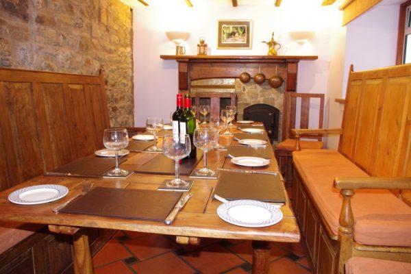 Farm House Dining Area